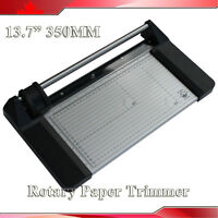 13in Cutter Rotary Paper Trimmer Photo for Crafts 350mm #026430