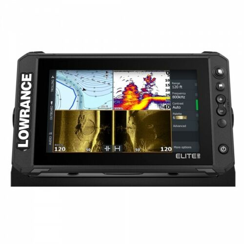Lowrance Elite FS 9 Chartplotter Active Imaging 3-in-1 Transducer 000-15692-001