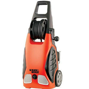 Black & Decker PW1700 Pressure Washer