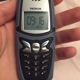 Vintage Nokia Mobile Phone, not IPhone