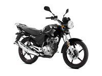 Lexmoto ZSF 125cc - 2 Year Pars Warranty - Finance Available