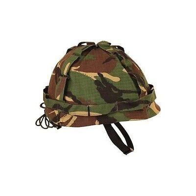 Army Dress For Kids (CHILDS KIDS REPLICA CAMO ARMY HELMET for dressing up, fancy dress,)