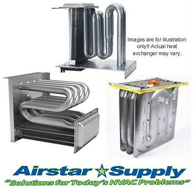Exc01592 Exc-1592 Oem American Standard Trane Heat Exchanger With Warranty