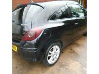 2008 Vauxhall Corsa SXI 16V HATCHBACK Petrol Manual