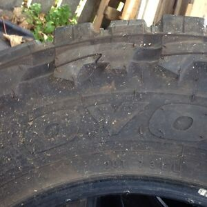 4 Truck Tires Excellent Condition  St. John's Newfoundland image 5