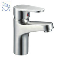 Stainless Steel Faucet, Lead Free and Environmental Friendly