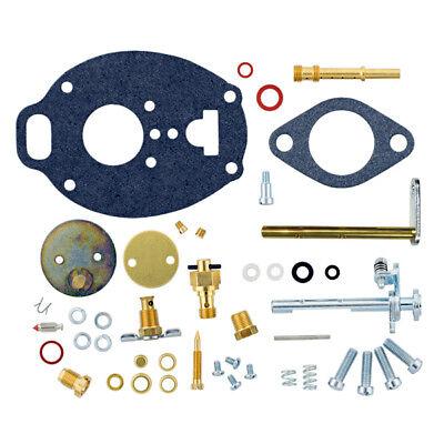 New Comprehensive Carburetor Repair Rebuild Kit Allis Chalmers D17 Marvel Tsx871