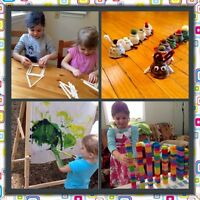 Two Pre-K or K spaces by Bonnie Doon, Capilano, & Sherwood Park