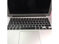 MacBook Air 2015 Core i5 1.6GHz, 8GB RAM 256GB SSD. 1 battery cycle count