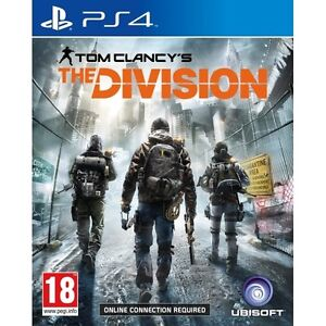 Tom Clancy's The Division PS4 For Sale