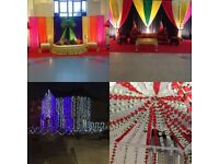 Lighting Stages & Decor