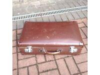 Vintage Globetrotter Suitcase