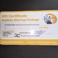 Hapkido Start up Package