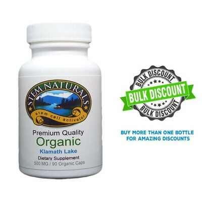 Stem Cell Enhancer Klamath Lake Blue Green Algae Better Than (Best Blue Green Algae)