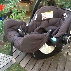Graco Tri- logic baby car seat 0 - 13 kg