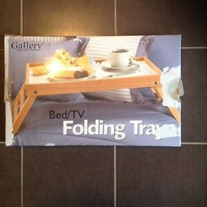 Bed/Tv Folding Tray