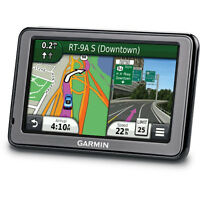 """Garmin nuvi 2555LMT 5"""" GPS with Lifetime Maps and Traffic."""