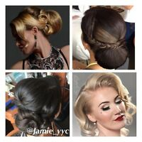 Mobile Hairstylist (updos&style) Calgary