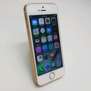 IPHONE SE 16GB GOLD/PINK WITH WARRANTY