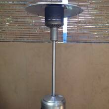 GASMATE Outdoor Stainless Steel Patio Heater Langwarrin Frankston Area Preview
