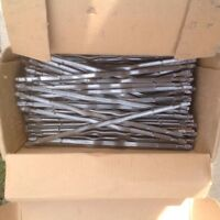 Steel Ties fot Cement wall construction100 pieces
