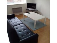 Newly refurbished one bedroom apartment for short let