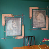 Enhance Your Home By Displaying These Two Artistic Pieces