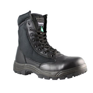 JB Goodhue 'Trooper' Police style boots