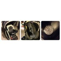 Graco stroller & car seat used.
