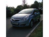 2007 Vauxhall Corsa 1.3 CDTI 79,000 miles Free 3 months warranty!