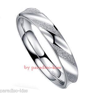 334219579e11e8 Anello da uomo donna unisex argento 925 fedi fede fedine fidanzamento