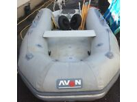 Avon 2.8 inflatable with Honda 2.3 engine
