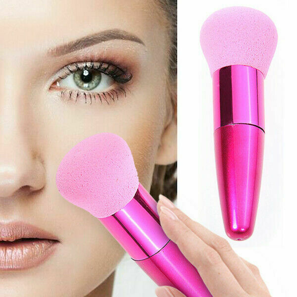 Stupfpinsel Schwammpinsel brush Set Pinsel Schwamm Kosmetik Make-up