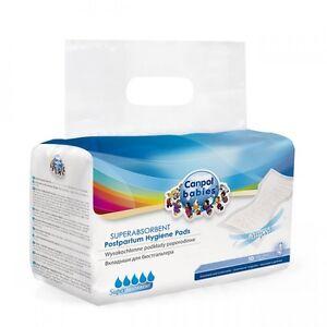 MATERNITY PADS Canpol Hygiene Intimate Post Partum Disposable Pads 10 Pcs
