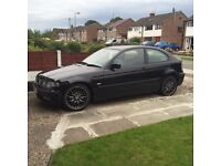 Bmw 3 series compact 2.5