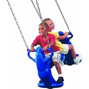 2-seat-Mega-Rider-swing-by-Swing-n-Slide