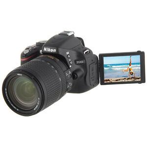 Nikon D5100 DSLR with AF-S DX NIKKOR 18-140mm f/3.5-5.6G E