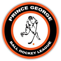 Drop-In Ball Hockey Tuesday evenings in June in Prince George BC