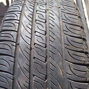 One Goodyear tire Kitchener / Waterloo Kitchener Area image 2