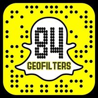Custom Snapchat GeoFilters For Your Event @Geofilters84