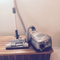 Hoover Canister Vacuum with Power Head
