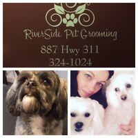 RiverSide Pet Grooming 887 Hwy 311