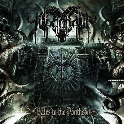NEGATOR - Gates To The Pantheon  [GREEN Vinyl] LP