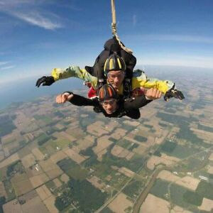 Skydiving Banff Prices
