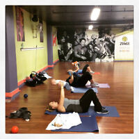 Baby Friendly fitness classes