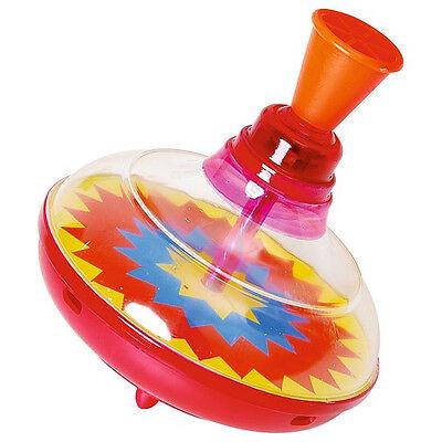 BRUMMKREISEL groß Kreisel Spielzeug Blechkreisel NEU