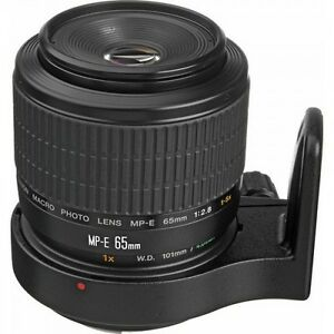 Canon MP-E 65mm f/2.8 1-5x Macro Photo Lens Stockton Newcastle Area Preview