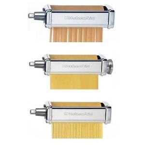 Kitchenaid pasta rollers