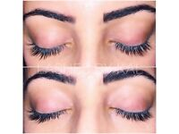 Semi Permanent Individual Eyelash Extension Models Required
