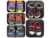 Toddler/ Infant Shoes GAP Converse Clarks Crocs